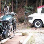 プレミア価格で売買されるバイクの旧車