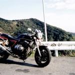 1台目のバイク(CBG400SF)との思い出