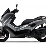 150cc市場に待望の2017年新型「N-MAX155」登場
