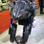 3輪ロードバイクNIKENの250cc版が開発中!!