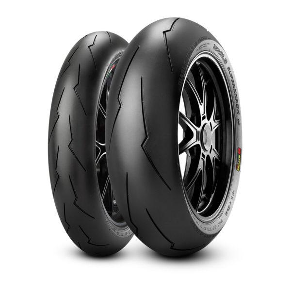 スーパーコルサSP Ver2はコスパ・性能ともに最強バイク用タイヤ