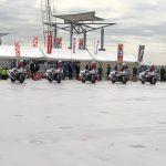【動画あり】女性白バイ隊員「クイーンスターズ」の模範走行レポート