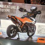 KTM 790DUKE ADVENTURE R〜東京MCS2018で公開〜