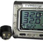リアルタイムでバイクの空気圧をチェックできるモニターシステム