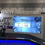BMWブース出展のC400とR1250RSレポート【東京モーターサイクルショー2019】