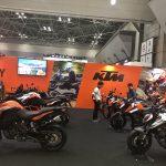 KTMの新型「790アドベンチャー」レポート【東京モーターサイクルショー2019】