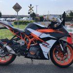 KTM・RC390試乗レポート〜Moto3マシンの遺伝子が入ったライトスポーツの実力〜