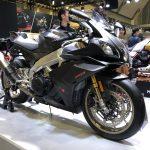 アプリリア&MVアグスタのイタリアメーカーが200馬力超え新型バイクを展示【東京モーターサイクルショー2019】
