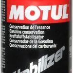 バイクを保管する際に役立つガソリン劣化防止剤の効果
